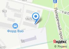 Компания «Перегородкин» на карте