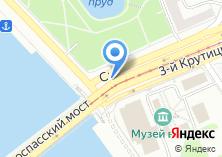 Компания «Шиномонтажная мастерская на Саринском проезде» на карте