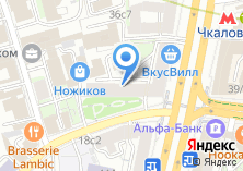 Компания «Тех-Строй-Сервис» на карте