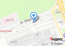 Компания «Шиномонтажная мастерская на Бакинской» на карте