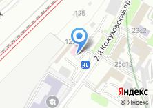 Компания «Медикалдоктор» на карте