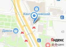 Компания «Магазин книг и мультимедийной продукции на Пролетарском проспекте» на карте