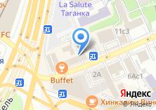 Компания «ТРАСТМЕД» на карте