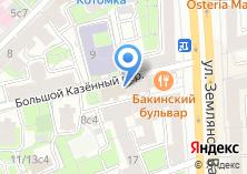 Компания «KRASOTKAPRO.RU» на карте