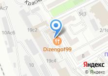 Компания «Север КиМ» на карте