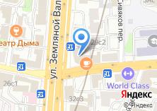 Компания «Крапива» на карте