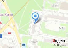 Компания «Жилищник района Свиблово» на карте