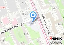 Компания «Детский сад №2299» на карте