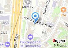 Компания «Управление Активами» на карте
