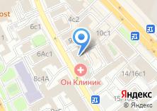 Компания «АйБиПринт» на карте