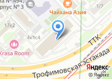 Компания «Eventage» на карте