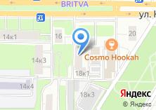 Компания «KRASNOE» на карте