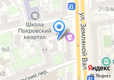 Компания «Проектное бюро №1» на карте