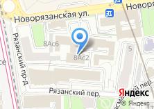 Компания «Государственный специализированный проектный институт» на карте