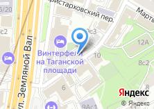 Компания «НОАпроект» на карте