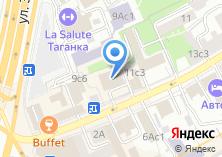 Компания «Усадьба Зубовых» на карте