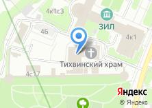 Компания «Храм Тихвинской иконы Божией Матери» на карте
