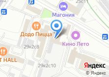 Компания «АйТиПроект» на карте
