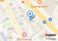 Компания «Блиц-перевод» на карте