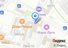 Компания «Элегазэнергосервис» на карте