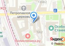 Компания «Адвокат Головин Сергей Николаевич» на карте