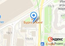 Компания «Заперто.ру» на карте