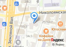 Компания «Merci» на карте