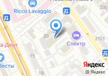 Компания «LazerJazz» на карте