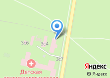 Компания «Московская областная детская клиническая травматолого-ортопедическая больница» на карте