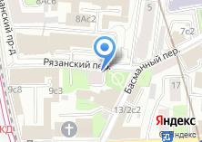Компания «Защита ПС» на карте