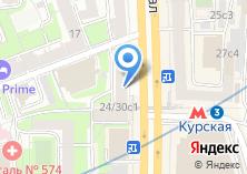 Компания «ИнтеравиаXXI» на карте