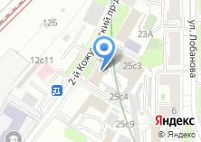 Компания «Московский межотраслевой промышленный центр» на карте