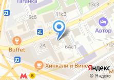Компания «Представительство Кабардино-Балкарской Республики при Президенте РФ» на карте