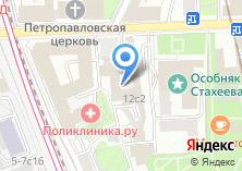 Компания «TPS Россия» на карте