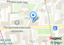 Компания «Зарубежтрансстрой» на карте
