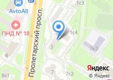 Компания «Фемида-сервис» на карте