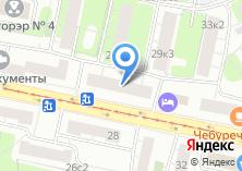 Компания «Секонд хенд Ольги Журавлевой» на карте