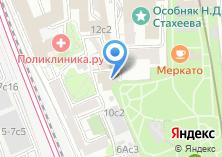 Компания «Симфония-М» на карте