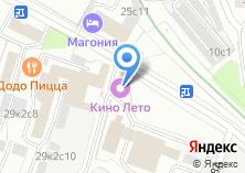 Компания «Макс-А» на карте