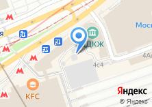 Компания «Экспресс Доставка» на карте