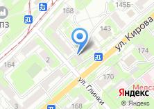 Компания «Агентство ритуальных услуг» на карте