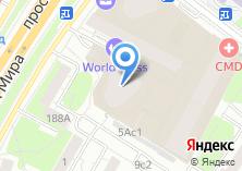 Компания «Строящийся жилой дом по ул. Ростокинская» на карте