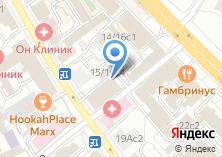 Компания «Мосэнка Плаза» на карте