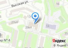 Компания «Абиона» на карте