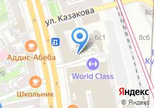 Компания «ДевАрт» на карте