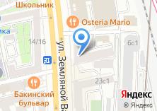 Компания «Flowers Club» на карте
