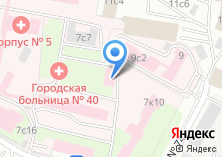 Компания «Московская Ритуальная Служба» на карте