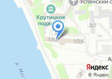 Компания «Синодальный отдел по делам молодежи Русской Православной Церкви Московского Патриархата» на карте