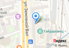 Компания «Эконика» на карте