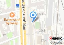Компания «Straf Bar» на карте